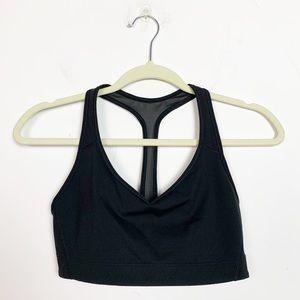🍩VSX Victoria's Secret Sport Black Mesh Bra
